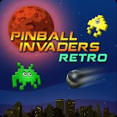 Pinball Invaders Retro