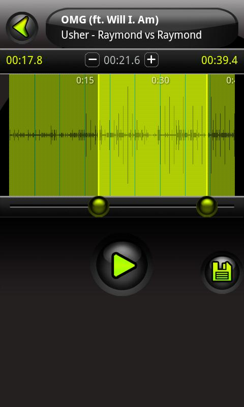 My Ringtone Maker - screenshot