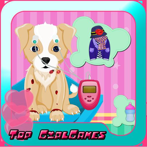 寶貝寵物醫生 - 換裝 家庭片 LOGO-玩APPs