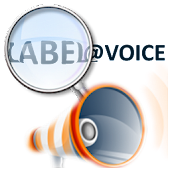 Label@Voice label reader