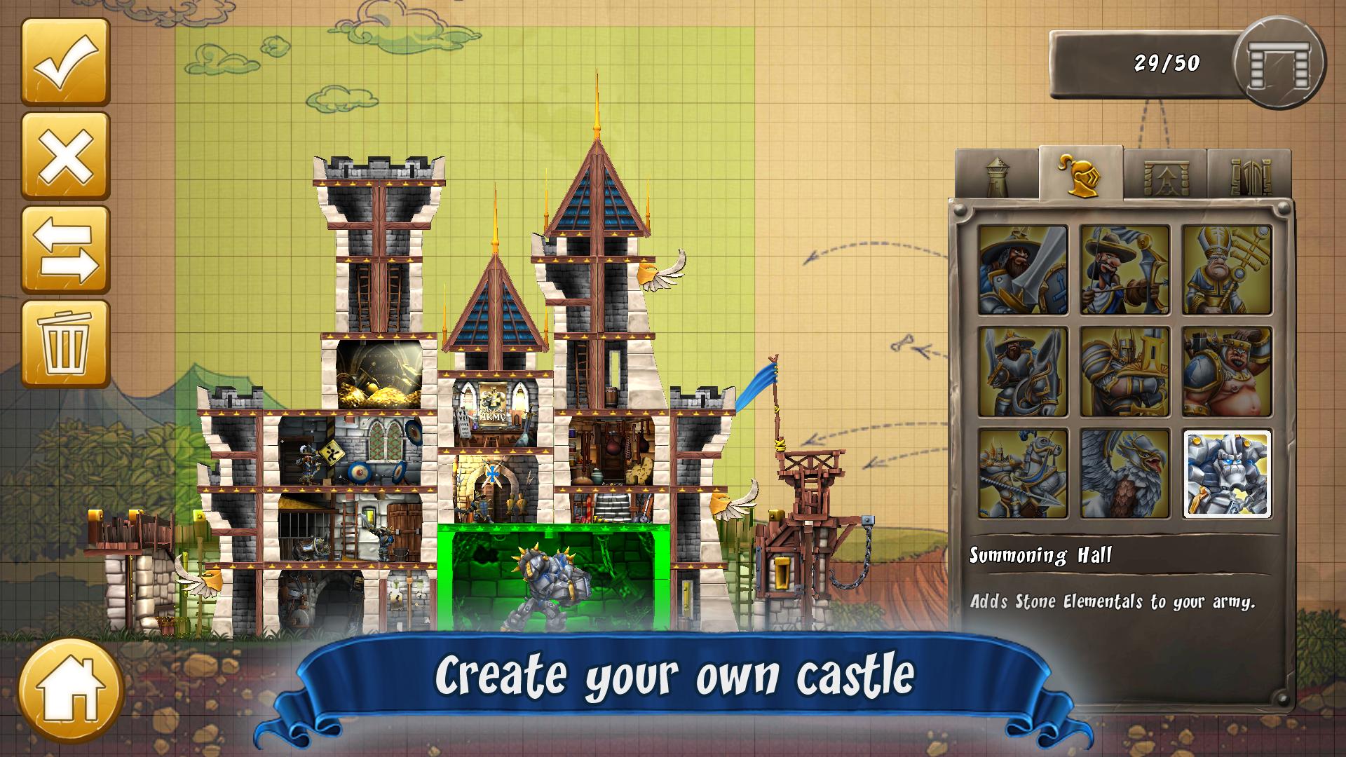 CastleStorm - Free to Siege screenshot #3