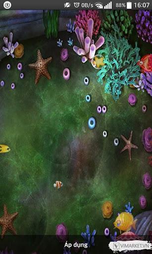 Mysterious Ocean Livewallpaper
