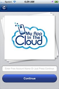 My App In The Cloud - screenshot thumbnail