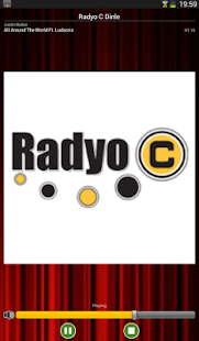 Listen Radyo C- screenshot thumbnail