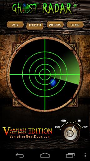 Ghost Radar®: VAMPIRES