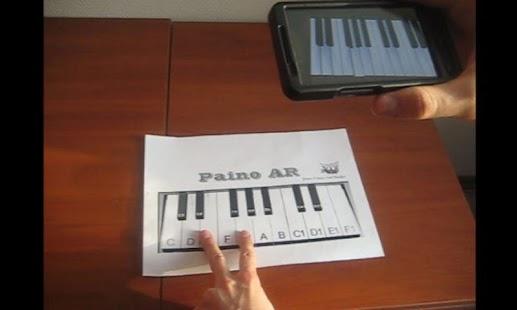 Piano AR Demo- screenshot thumbnail