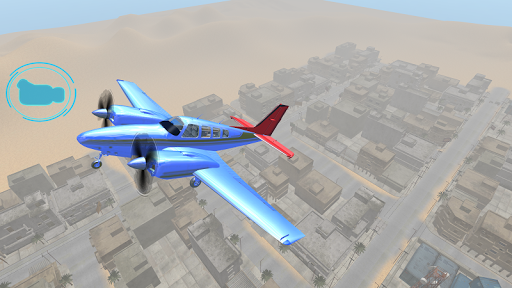 GT飛機飛行3D免費