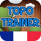TopoTrainer FR - Geography