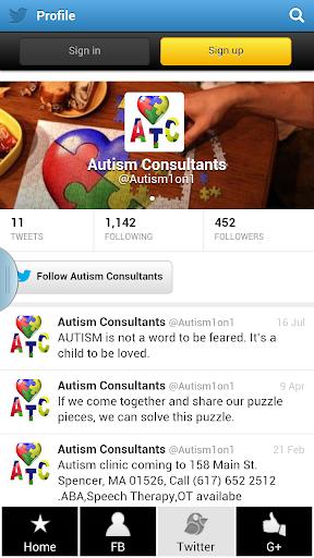 【免費健康App】Autism Therapeutic Consultants-APP點子