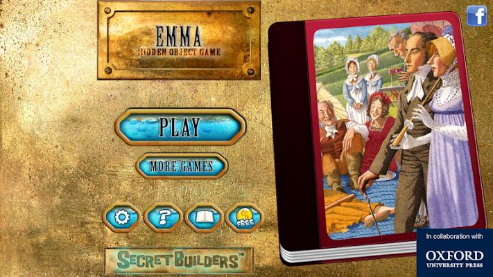 Hidden Object FREE: Emma - screenshot