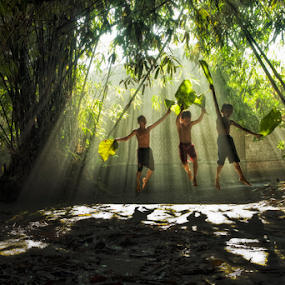 my adventure by Aditya Perdana - Babies & Children Children Candids