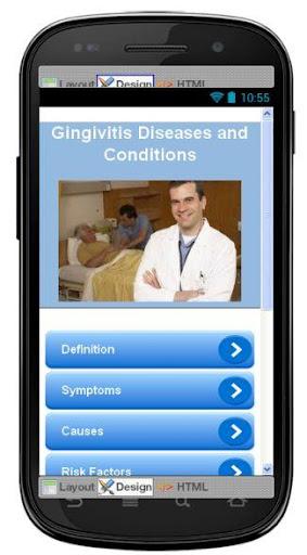 Gingivitis Disease Symptoms