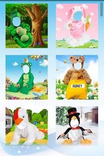 Funny Kids Frames and Faces- screenshot thumbnail