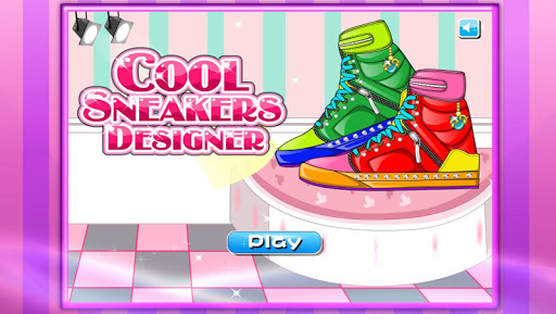 Cool sneakers Designer