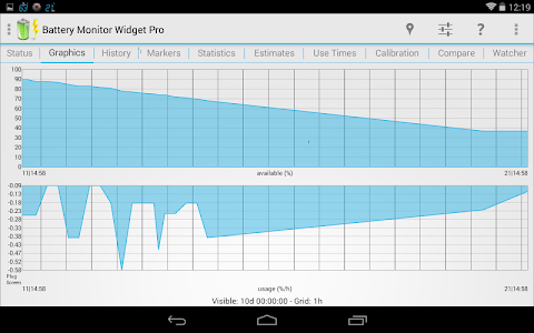 Battery Monitor Widget Pro v3.1.4