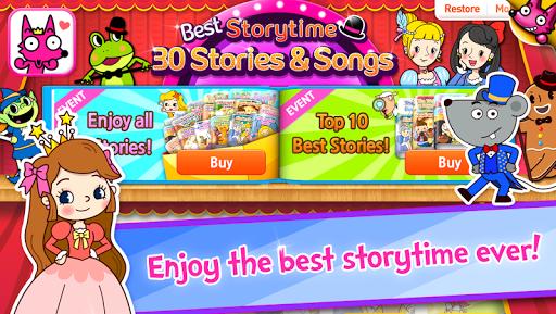 玩免費教育APP 下載Best Storytime app不用錢 硬是要APP