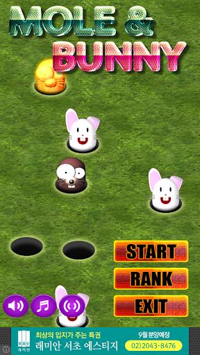 Mole and Bunny