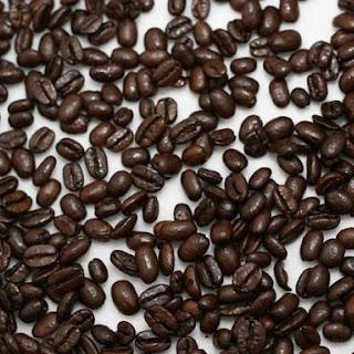 Coffee-Flavored Corn Cookies