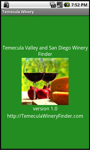 Temecula Winery Finder: Phones