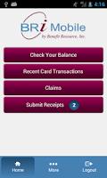 Screenshot of BRiMobile