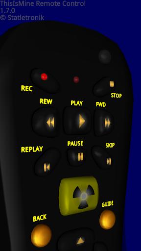 ThisIsMine Remote Control Lite