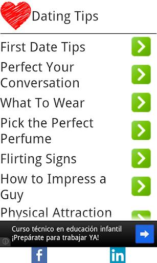 Dating Tips for Girls