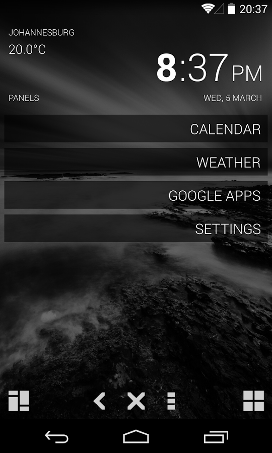 SickSky Launcher - screenshot
