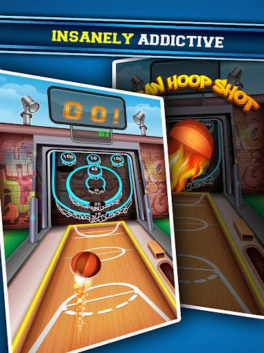Urban Hoop Shoot Basketball