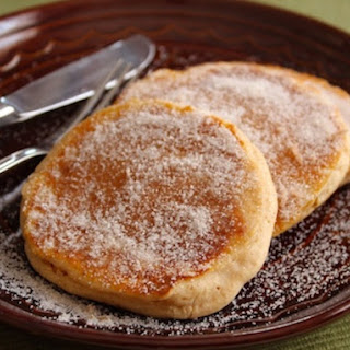 Apple Cider Doughnut Pancakes