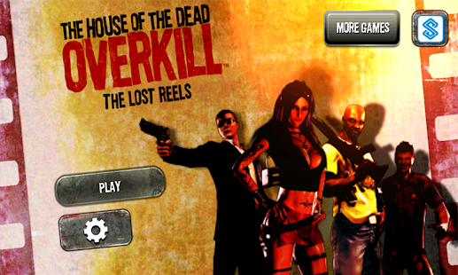 House of the Dead Overkill: LR - screenshot thumbnail