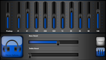 Screenshot of Equalizer Ultra (10 Bands)