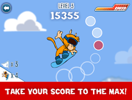 Screenshot of Xtrem Snowboarding