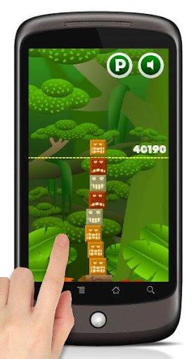 Jungle Tower - Free Kids Game