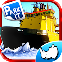 Icebreaker Boat Rescue Parking icon