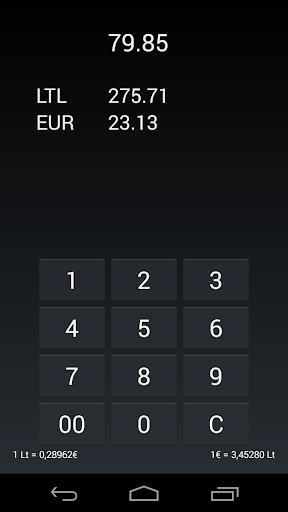 LTL EUR Converter