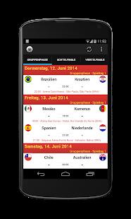 Die Mannschaft - WM 2014 - screenshot thumbnail