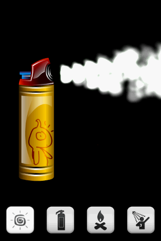 Virtual Spray Can (free) - screenshot
