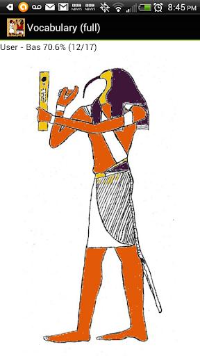 Egyptian Hieroglyphics 1