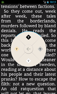 PocketBook Reader - screenshot thumbnail