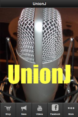 Union J X Factor 2012