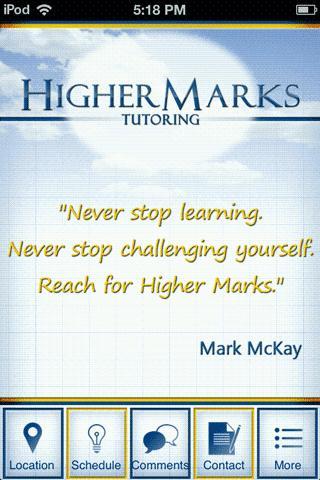 Higher Marks Tutoring