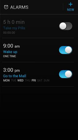 Alarm Clock 2.8.1 screenshot 47649