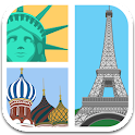 Hi Guess the Place: World Quiz icon