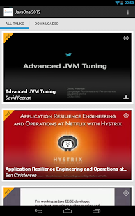JavaOne 2013- screenshot thumbnail