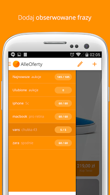 AlleOferty - Okazje z Allegro - screenshot