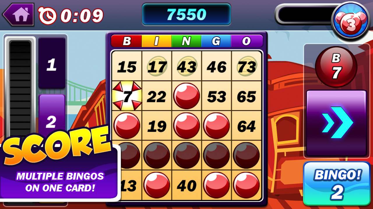 Bingo Blast - screenshot