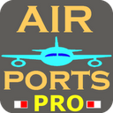 Airport codes PRO
