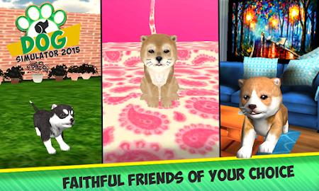 Dog Simulator 2015 1.1 screenshot 70038