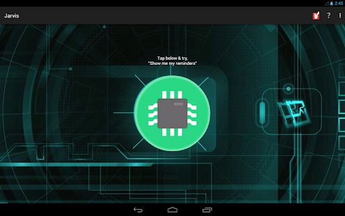 Jarvis - My Personal Assistant- screenshot thumbnail