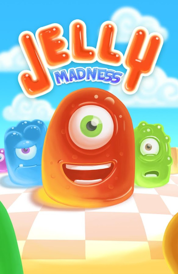 Jelly Madness - Android Apps on Google Play Funnygames 1